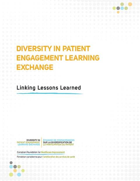 diversity in patient engagement in learning exchange