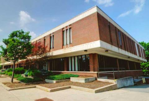 Erwin Hall, home to Office of Accessibility