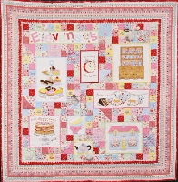 Elevenses Kit from Creative Quilting