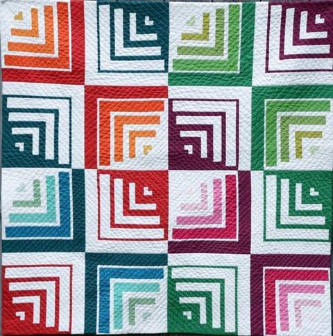 Round Peg, Square Hole – A Poppyprint Pattern