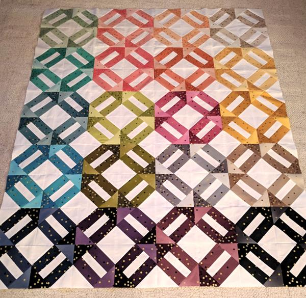 Show and Tell at Cary Quilting