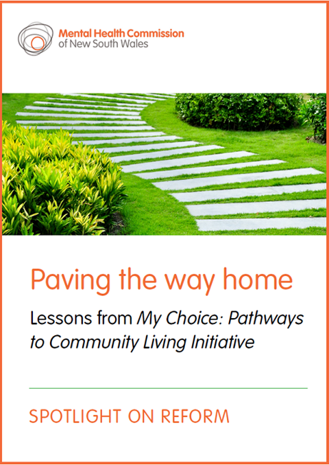 Paving the Way Home report cover