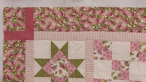 Borders for Your First Sampler Quilt with Valerie Nesbitt