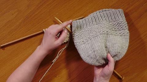 Moss hat workshop with Sarah Hatton