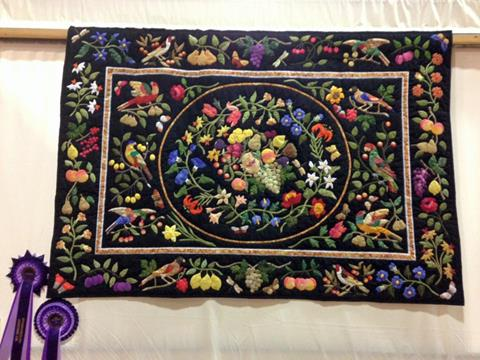 NAtional Quilt Championships 2016, Sandown
