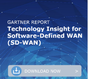 Download Gartner Report on SD-WAN Now