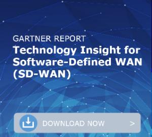 Download Gartner Report on SD-WAN Now