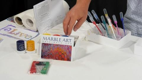 How to Marble with Craig Joubert
