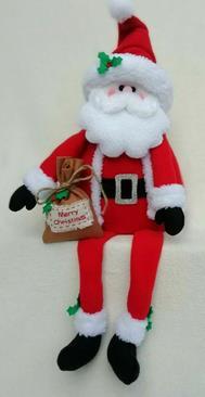 Santa's Pals pattern by Gail Penberthy