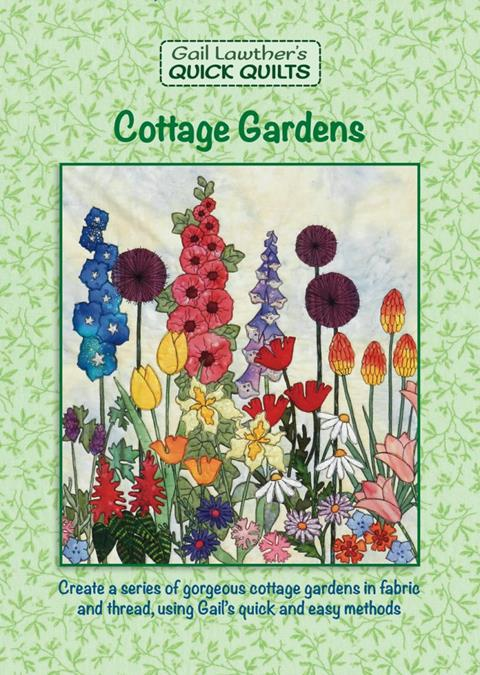 Cottage Gardens by Gail Lawther