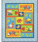 Bugs-a-Lot by Kids Quilts
