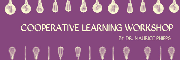 Headline Graphic for Cooperative Learning Workshop