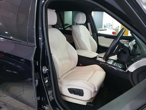 2013 BMW X5 30d (Interior)