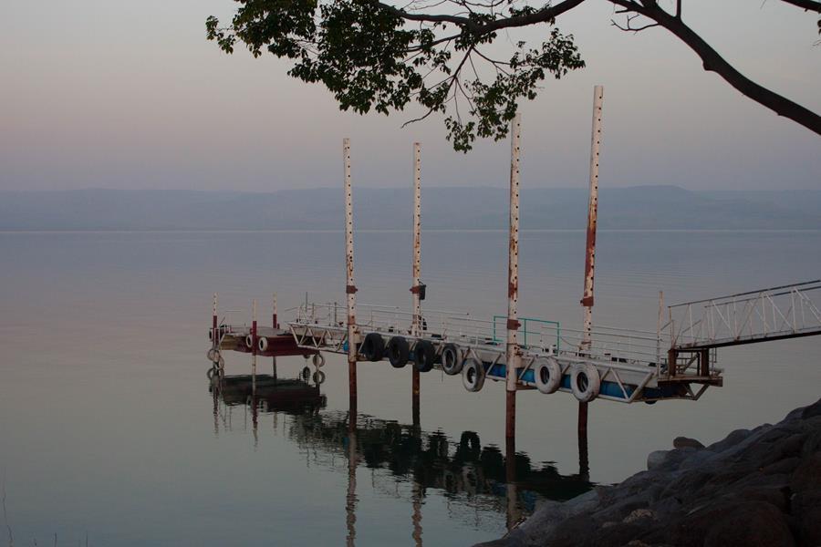 Sea of Galilee Boat Jesus Boat Travel with Maranatha Tours