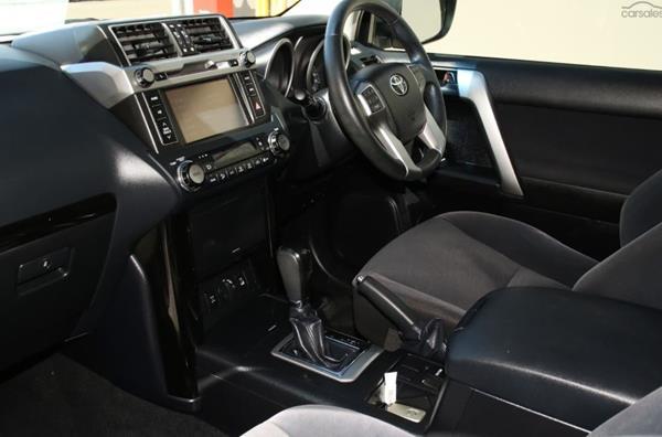 2014 Toyota Prado GXL - Dash