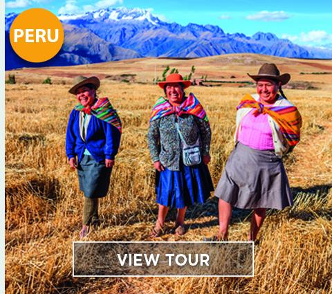 Amazon Incas and Titicaca