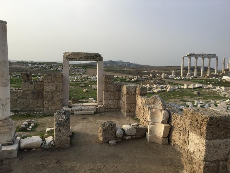 Explore Laodicea Turkey Travel with Purpose Maranatha Tours