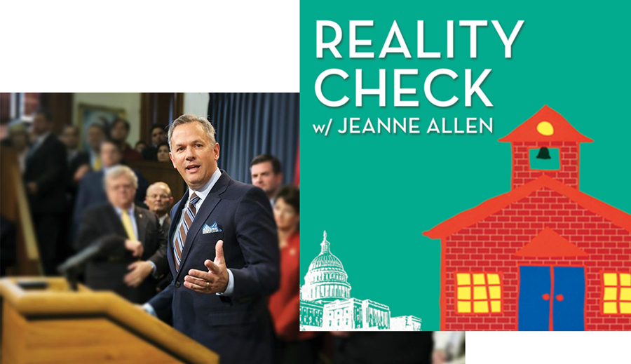 Dan Forest | Reality Check with Jeanne Allen