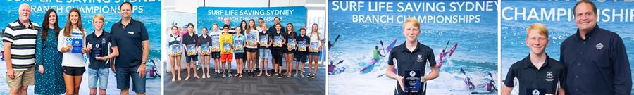 Bondi Surfer No. 102 Branch Accolades
