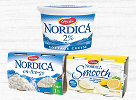 Picture of: Gay Lea Nordica products