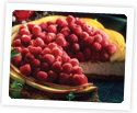 Photo of Raspberry Sour Cream Cake