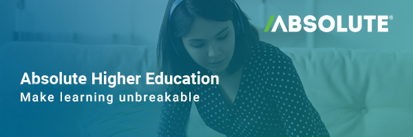 Absolute for Higher Ed - Absolute enables safer, smarter, and more secure learning