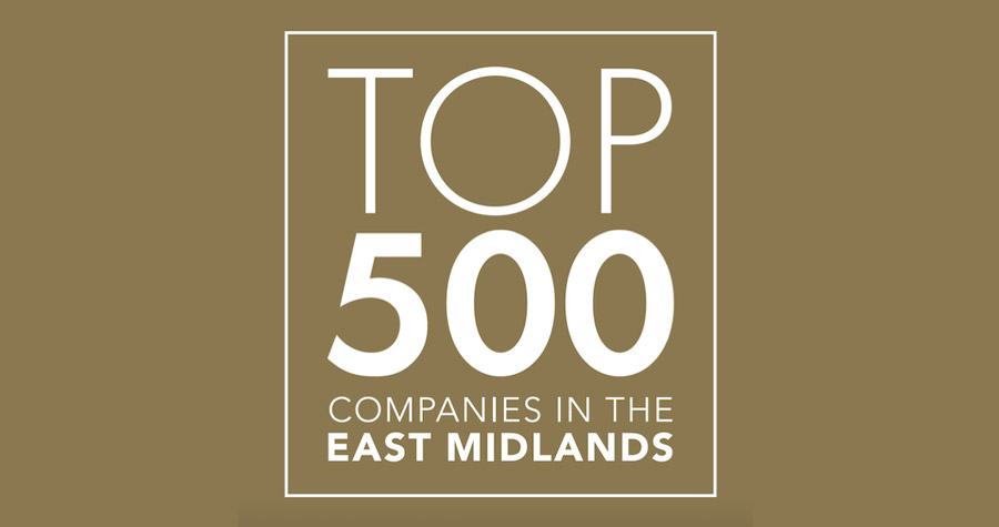 Announcing the top 500 East Midlands businesses