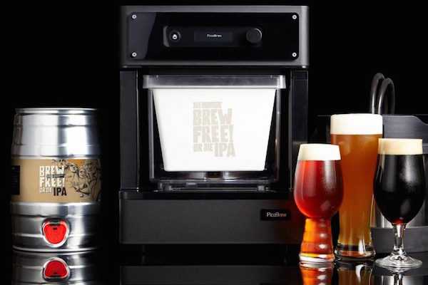 A NEW SMART DEVICE LETS USERS MAKE CRAFT BEER WHILE SHARING RECIPES