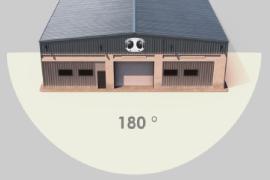 180° Camera x1