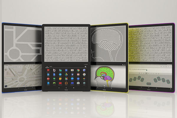 AWESOME ALERT: MEET BLITAB, A BRAILLE TABLET FOR THE BLIND