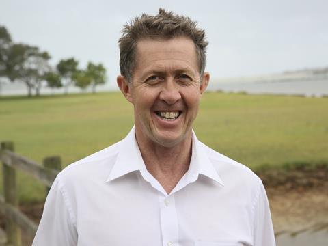 The Hon Luke Hartsuyker MP