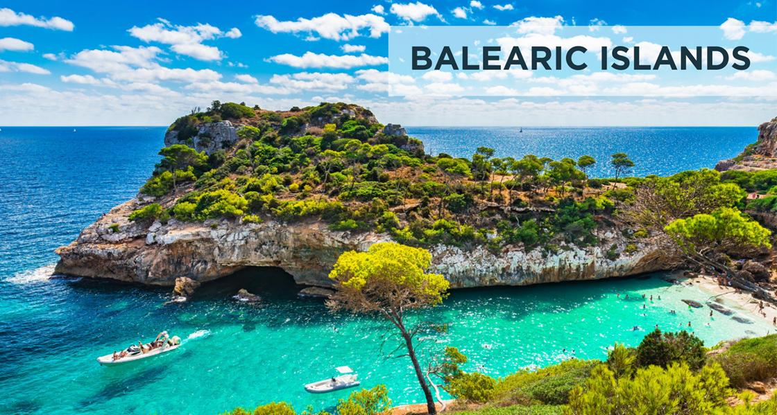 staycation Balearics