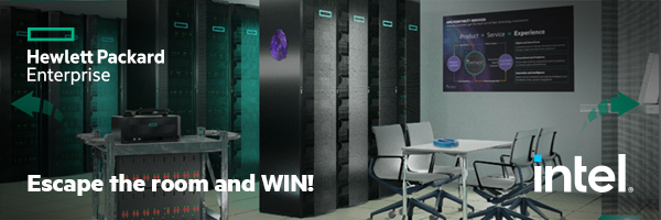 Test your knowledge in the HPE ProLiant Security Escape Room Game