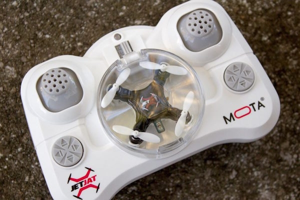 NANO DRONE REVIEW: MOTA JETJAT ULTRA