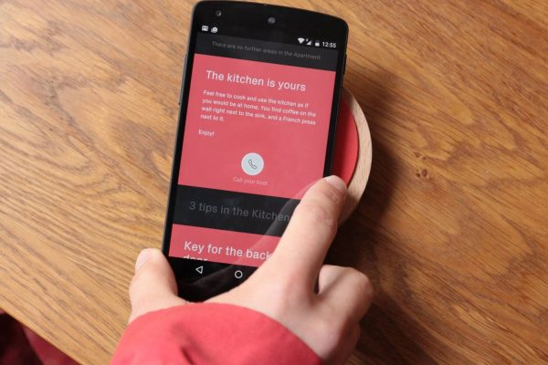 PING FOR AIRBNB HOSTS PROVIDES PHYSICAL TOUCHPOINTS TO GUIDE DIGITAL TOURS