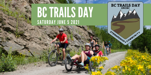 BC Trails Day is coming up!