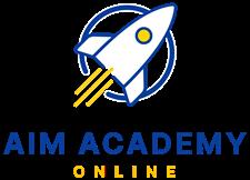 Aim Academy Online Logo