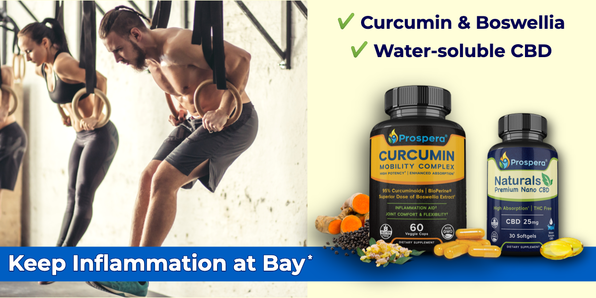 Try NEW Inflammation Bundle with 25% off. Ships Free