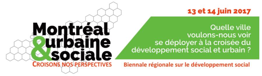 Biennale Montréal urbaine et sociale