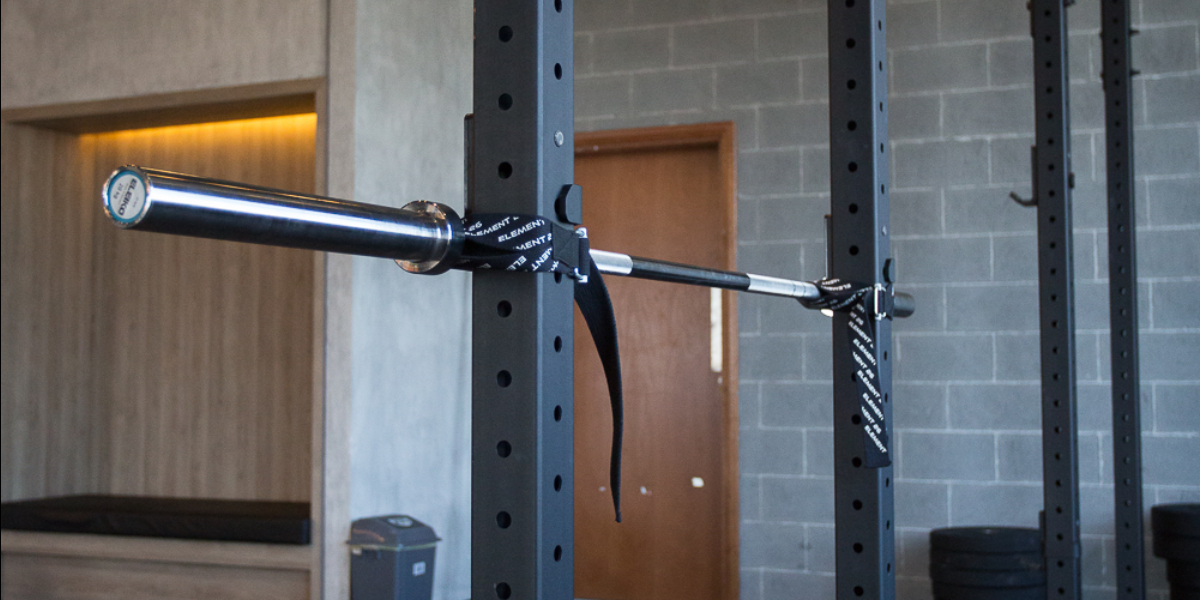 Introducing The New Patent Pending E26 BarBelts. The seat belt for your barbell.