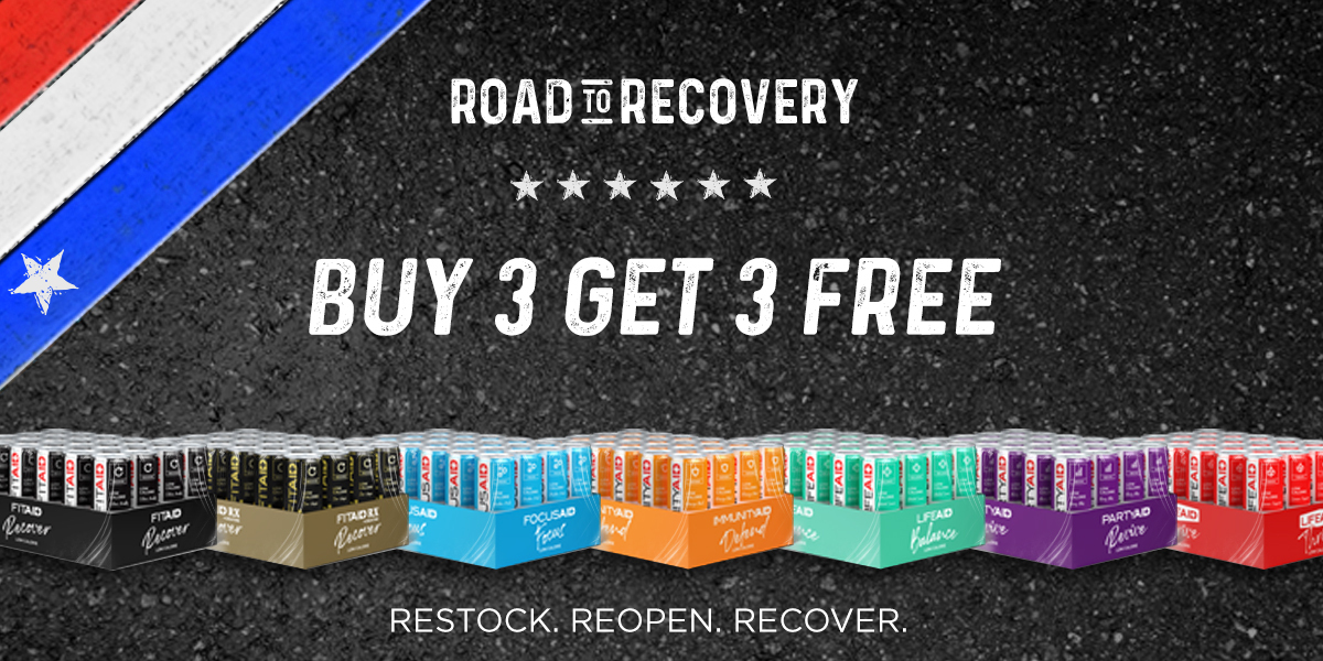 Exclusive Offer: Restock Your Gym Fridge With 3 Free Cases!