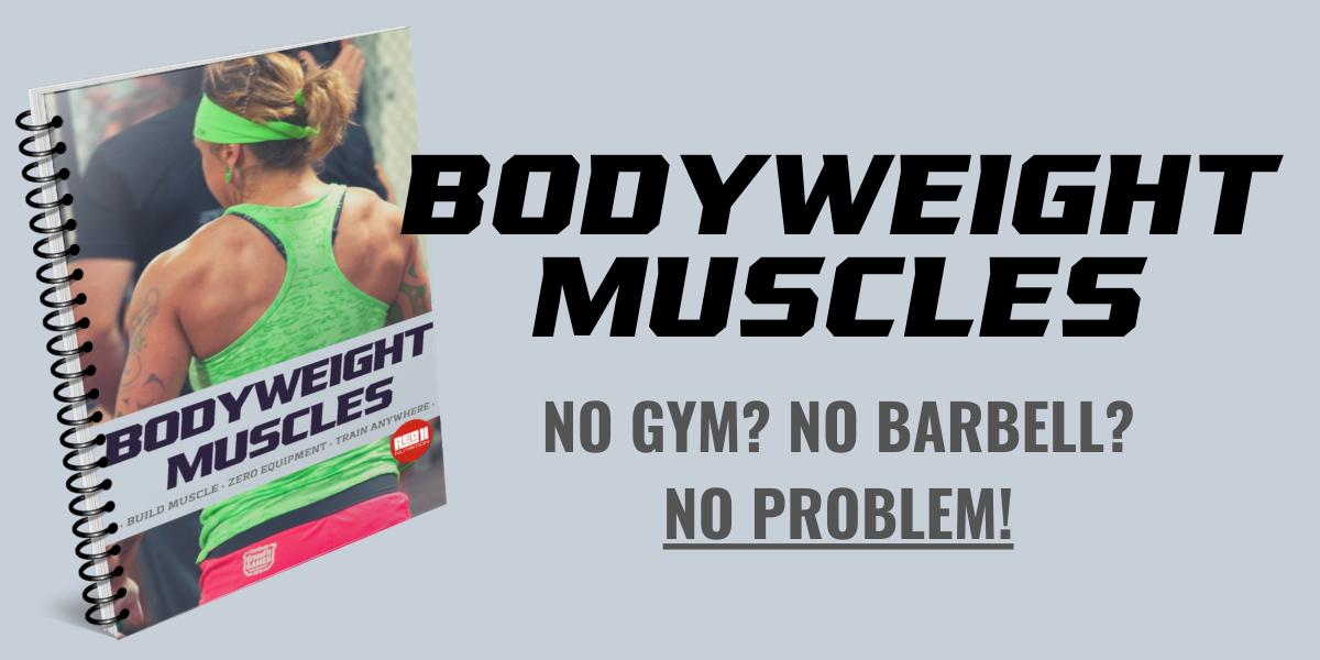 FREE Bodyweight Training Program