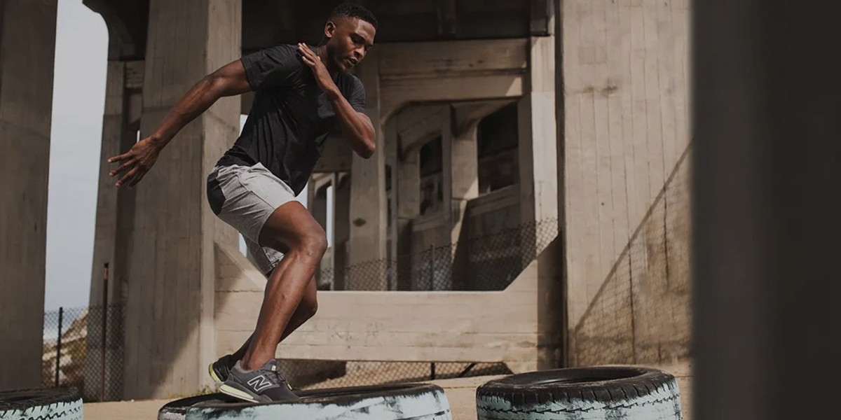 Go Commando With The Most Comfortable Lined Athletic Short
