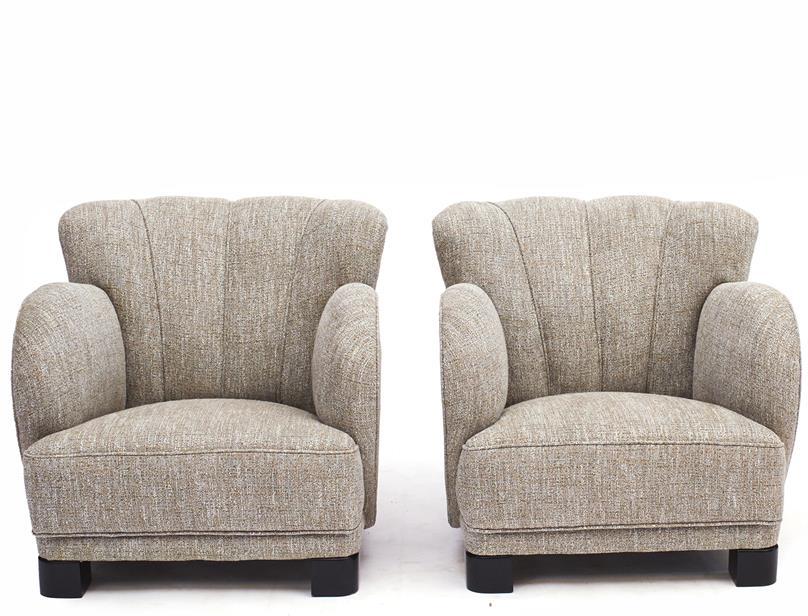Par Easy chairs fra Eilersen