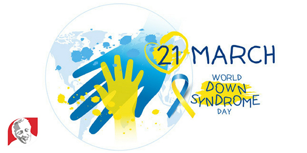 World Down Syndrome Day graphic