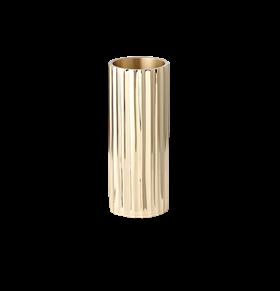Jackie Brass Vase Small
