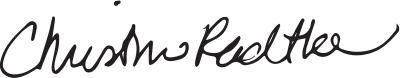 Signature of