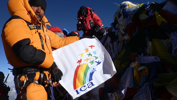 ICA Flag