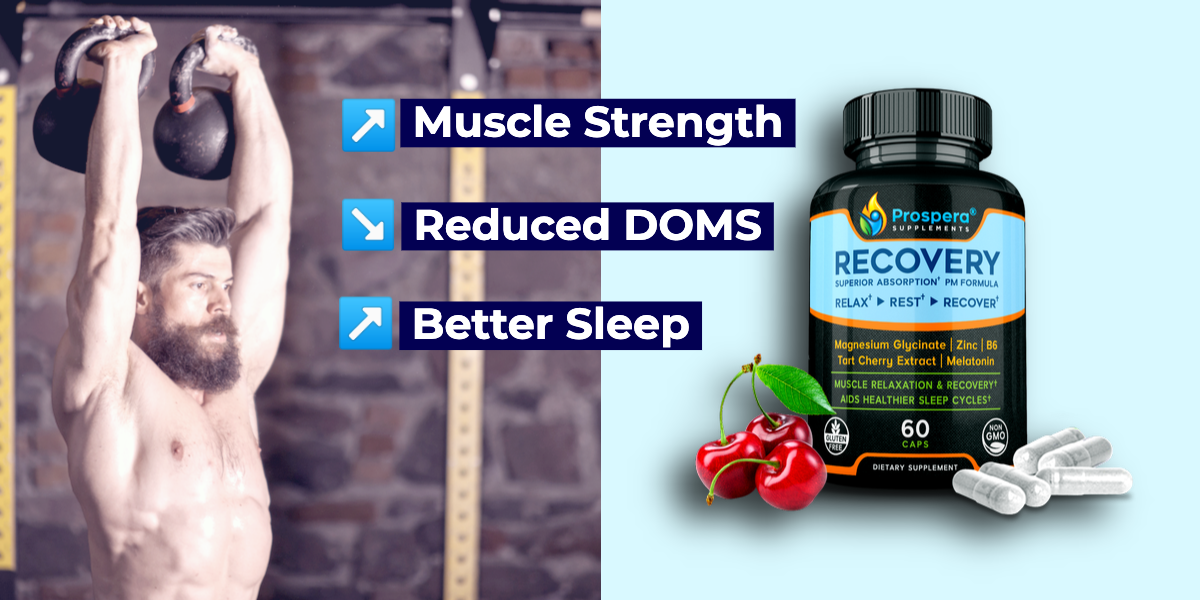 Buy 1 get 1 50% off a Whole Recovery Magnesium-Tart Cherry Complex