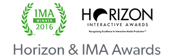 IMA and Horizon Award logos